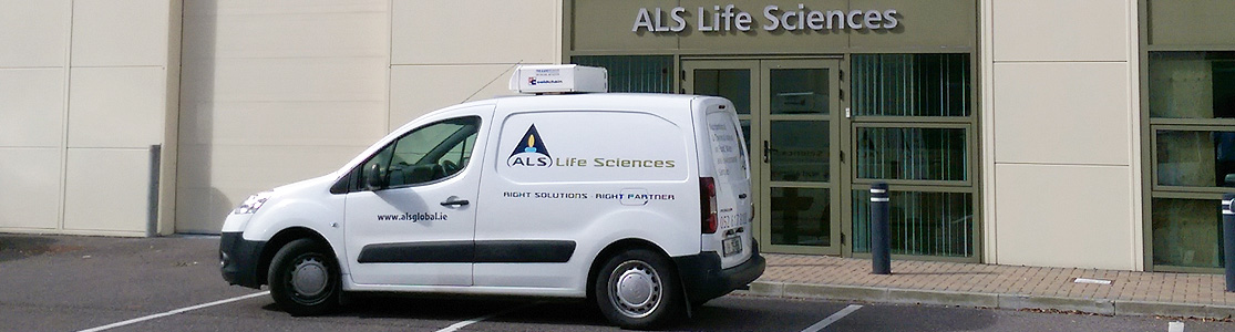 ALS Life Sciences Transport and Collection